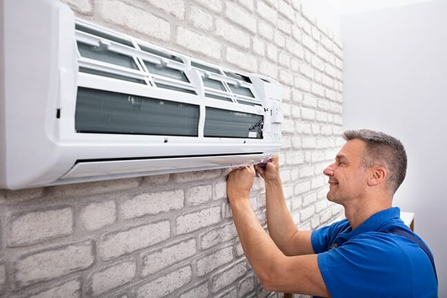 mini split air conditioning system, split ac installation, mini split air conditioner, split air conditioning