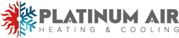 Platinum Air Heating & Cooling Logo